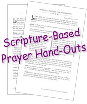 EXAMPLES INTERCESSORY PRAYER